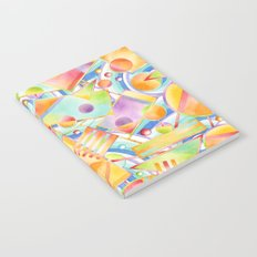 Beach Party Notebook