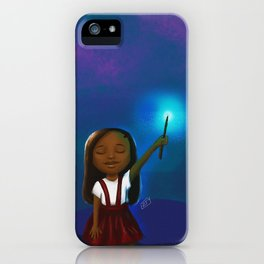 A Little Magic iPhone Case