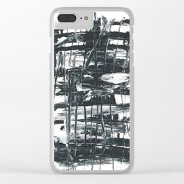 """Alter Ego"" Clear iPhone Case"
