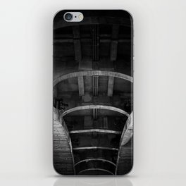 belly of the whale iPhone Skin