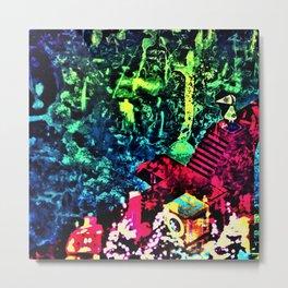 DIXCUSSION 18 Metal Print