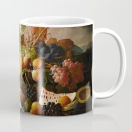 Abundance of Fruits Coffee Mug