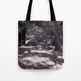 Public Seating Tote Bag