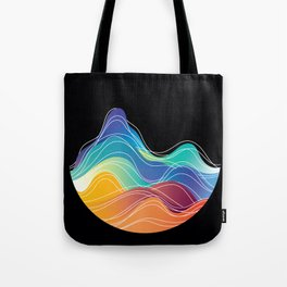 Over & Under Tote Bag