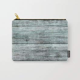 The Minty Wood Plank Carry-All Pouch