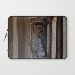 Angkor Wat archways Laptop Sleeve