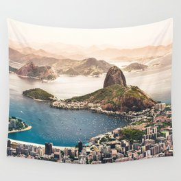 Rio de Janeiro Brazil Wall Tapestry