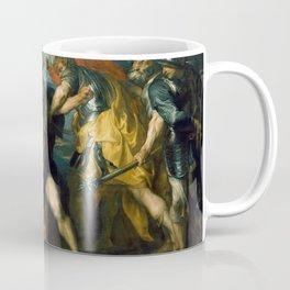 Samson and Delilah by Anthony van Dyck (1630) Coffee Mug