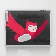 Amaranth night owl Laptop & iPad Skin
