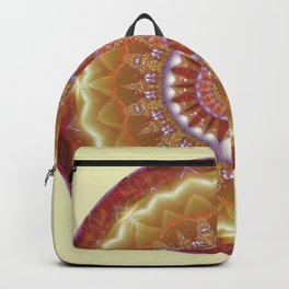 Mandalas from the Heart of Peace 12 Backpack