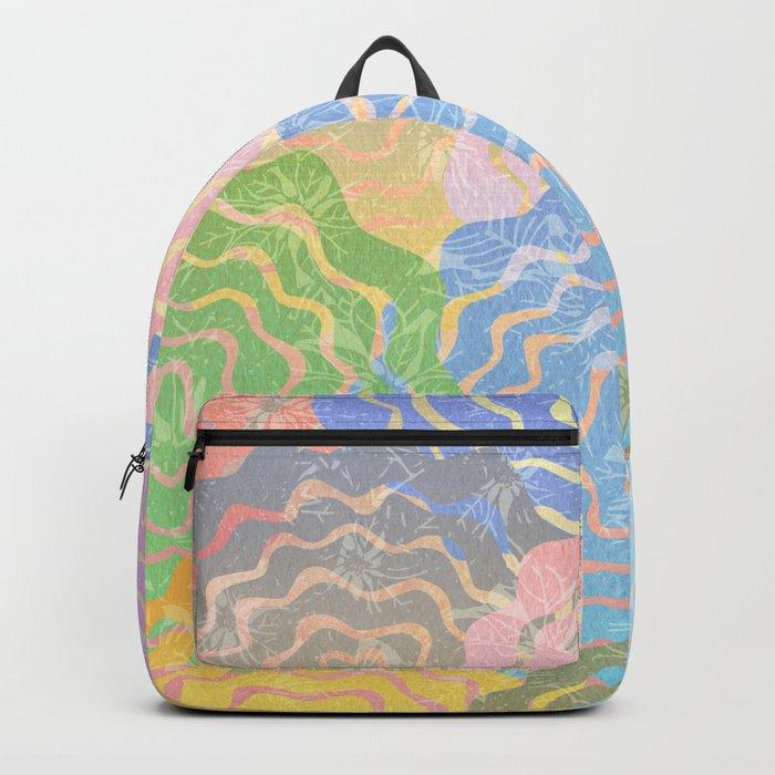 Summer Pattern #7 Backpack