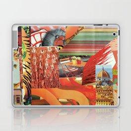 "Collage - ""Orange You Glad'"" Laptop & iPad Skin"