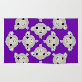 Sheep Circle - 1 Rug