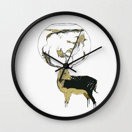 Revolve Wall Clock