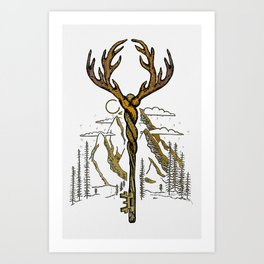 Wilderness Key Art Print