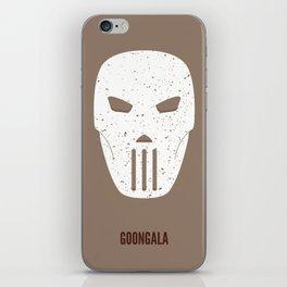 Casey Jones - Goongala iPhone Skin