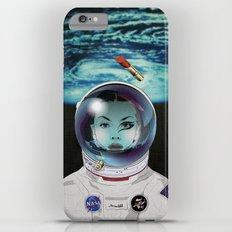 Miss Space Pilot iPhone 6s Plus Slim Case