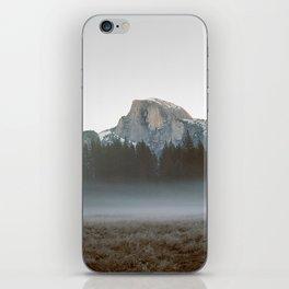 Morning Mist, Yosemite iPhone Skin