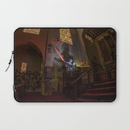 "Welcome To ""The Force Church""  Laptop Sleeve"