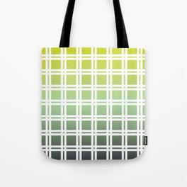 Green Weaver Tote Bag