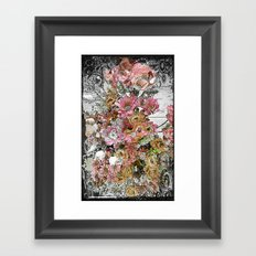 Chic, Pink and Pretty Framed Art Print
