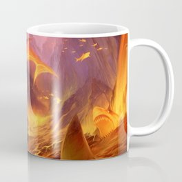 The Great White Lava Bed Coffee Mug