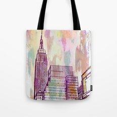 August Rain  Tote Bag