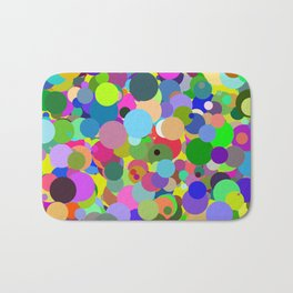 Circles #6 - 03112017 Bath Mat
