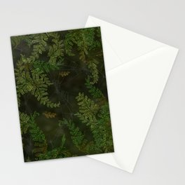 Fern print 2009 collection Stationery Cards