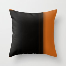 Front Door (Smoothed) Throw Pillow