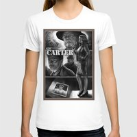 agent carter T-shirts featuring Agent Carter bnw by rnlaing