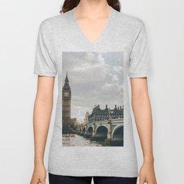 London, England 03 Unisex V-Neck