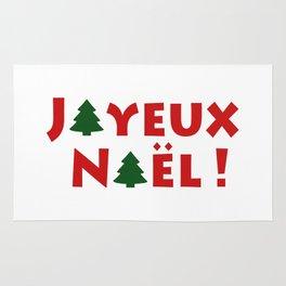 Joyeux Noël ! Rug