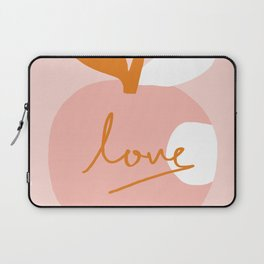 Abstraction_LOVE_BITE Laptop Sleeve