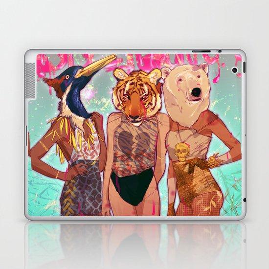 Die Young Laptop & iPad Skin