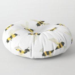 Bees Floor Pillow