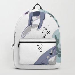 Sea Creatures Backpack