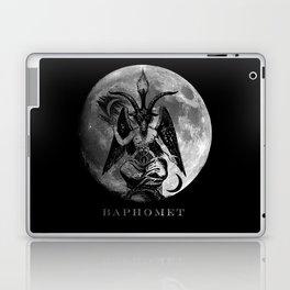Baphomet Moon Laptop & iPad Skin