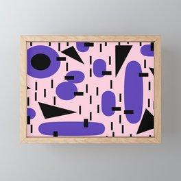 Memphis 2018 Framed Mini Art Print