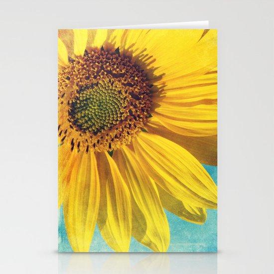pure sunshine Stationery Cards