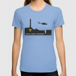 Never forget Chernobyl tragedy T-shirt