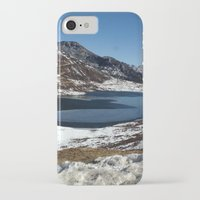 the mountains are calling iPhone & iPod Cases featuring Mountains are calling by Adeela Abdul Razak