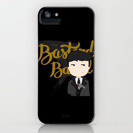The Bastard from the Barrel iPhone Case
