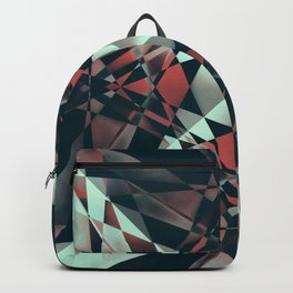 Crystal Convolution Backpack