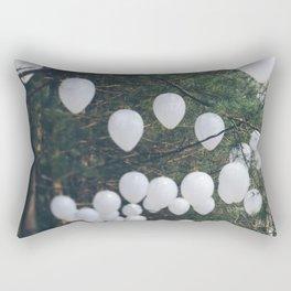 Romantic Forest Rectangular Pillow
