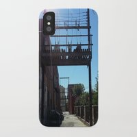 oklahoma iPhone & iPod Cases featuring Oklahoma Ally by HmmCades
