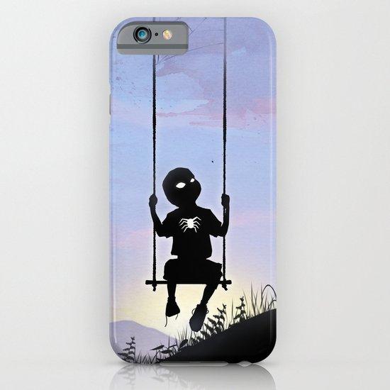 Spider Kid iPhone & iPod Case