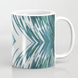 Surfer Waves Ocean Pattern Coffee Mug