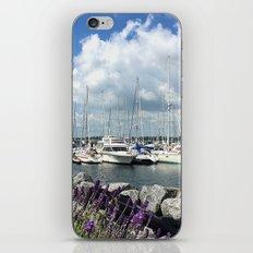 Mediterrane Harbor iPhone & iPod Skin