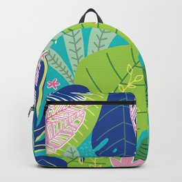 Southern Prepster Charm Backpack